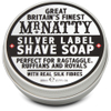 Mr Natty Silver Label Shave Soap 80ml: Image 1