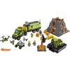 LEGO City: Volcano Exploration Base (60124): Image 2