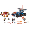 LEGO Nexo Knights: Axl's Tower Carrier (70322): Image 2