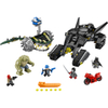 LEGO Superheroes: Batman: Killer Croc Sewer Smash (76055): Image 2