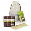 Macadamia Weightless Care Kit - Masque and Comb: Image 1