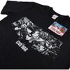 Marvel Men's Captain America Civil War Stars & Stripes T-Shirt - Black: Image 2
