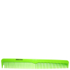 Denman Precision Cutting Comb - Lime Green: Image 1