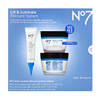 Boots No.7 Lift and Luminate Skincare Kit: Image 1