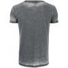 DC Comics Men's Suicide Squad Logo T-Shirt - Grey: Image 3