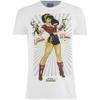 DC Bombshells Men's Wonder Woman T-Shirt - White: Image 1
