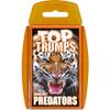Classic Top Trumps - Predators: Image 1