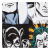 DC Comics Men's Batman Face T-Shirt - Grey: Image 3