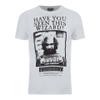 Harry Potter Men's Missing Wizard T-Shirt - White: Image 1