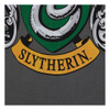 Harry Potter Men's Slytherin Shield T-Shirt - Grey: Image 3