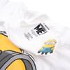 Minions Men's Large Stuart T-Shirt - White: Image 3