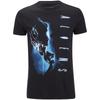 Aliens Men's Vertical T-Shirt - Black: Image 1