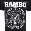 Rambo Men's Seal T-Shirt - Black: Image 5