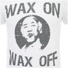 Karate Kid Men's Wax On Wax Off T-Shirt - White: Image 5