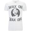 Karate Kid Men's Wax On Wax Off T-Shirt - White: Image 1