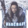 Warcraft Men's Anduin Lothar T-Shirt - White: Image 4
