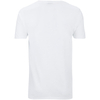 Star Wars Men's Vader Stencil T-Shirt - White: Image 2