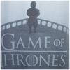 Game of Thrones Men's Dragon Tyrion T-Shirt - White: Image 3