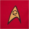Star Trek Men's Command Uniform T-Shirt - Red: Image 3
