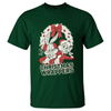 Warner Brothers Men's Bugs Bunny Christmas T-Shirt - Green: Image 1