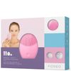 FOREO Holiday T-Sonic Skincare Collection - (LUNA 2 Normal Skin, LUNA play) Pearl Pink (Worth £236): Image 3