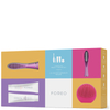 FOREO Holiday Complete Beauty Collection - (ISSA, Hybrid Brush Head, LUNA play) Fuchsia (Worth £233): Image 3