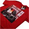 Star Wars Men's Vader Piano T-Shirt - Red: Image 3