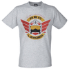 Star Wars: Rogue One Men's Red Leader T-Shirt - Grey: Image 1
