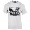 Star Wars: Rogue One Men's Death Star Logo T-Shirt - White: Image 1