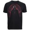 Star Wars: Rogue One Men's Darth Vadar Red Globe T-Shirt - Black: Image 1