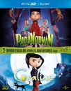 ParaNorman / Coraline (Includes 3D Blu-Ray and 2D Blu-Ray)