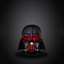 Star Wars Darth Vader Adult Small Mood Light - Black