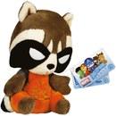 Mopeez Marvel Guardians of the Galaxy Rocket Raccoon Plush Figure