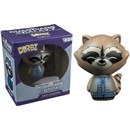 Marvel Guardians of the Galaxy Rocket Raccoon Nova Costume Vinyl Sugar Dorbz Action Figure