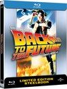 Back to The Future - Zavvi Exclusive Limited Anniversary Edition Steelbook