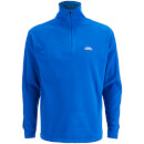 Trespass Men's Masonville Half Zip Fleece Jumper - Electric Blue