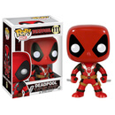 Marvel Deadpool Two Swords Deadpool Pop! Vinyl Figure