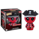 Marvel Deadpool Pirate Deadpool Dorbz Action Figure