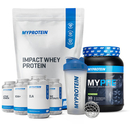Women's Build Muscle Bundle