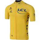 Le Coq Sportif Men's Tour de France 2016 Leaders Official Premium Jersey - Yellow