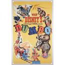 Disney Film Posters Dumbo Large Tin Sign