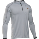 Under Armour Men's CoolSwitch Run Podium 1/4 Zip Top - Grey