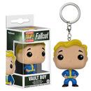 Fallout Vault Boy Pocket Pop! Key Chain