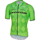 Castelli Cannondale Pro Cycling Team 2.0 Short Sleeve Jersey - Green