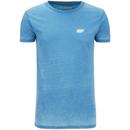 Burnout 运动训练T恤 - 蓝绿色