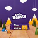 小怪兽儿童营养棒  - 6 支盒装