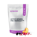Active Woman 女子预锻炼配方粉™