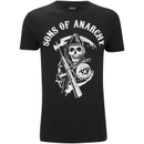 Sons of Anarchy Men's Reaper T-Shirt - Black