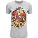 Top Cat Men's Top Cat in the City T-Shirt - Grey