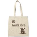 Badger Balms Fairtrade Cotton Bag (Free Gift)